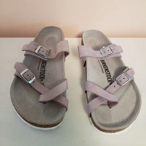 Birkenstock Mayaru Birco-Flor Sandals Size 37